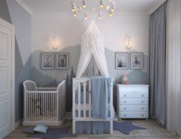 Chambre des bébés